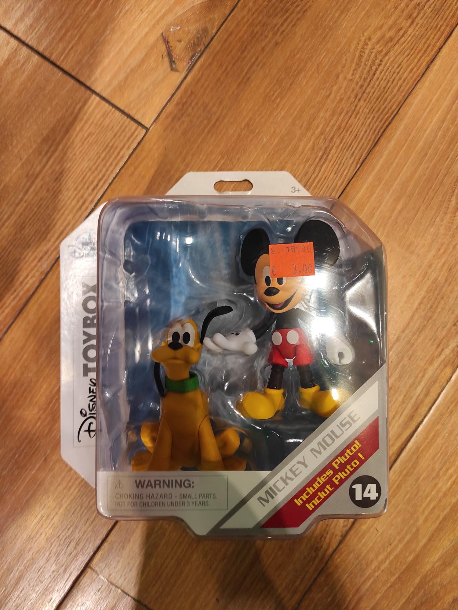 Toybox Mickey mouse n°14 en Disney Larios