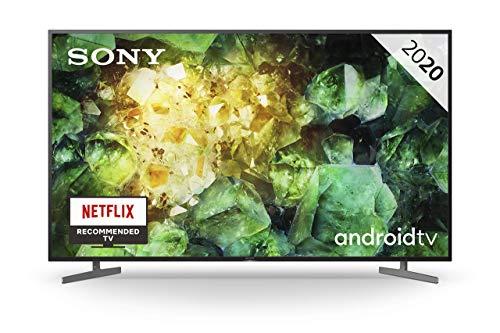 Sony KD-65XH8196-Televisor 4K HDR