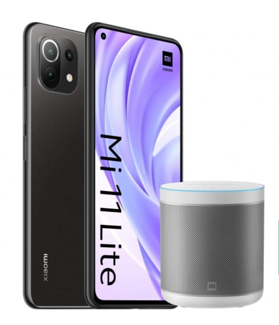 Xiaomi mi lite 11 + Mi smart speaker