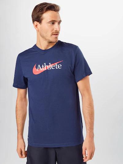 Talla S - Camiseta para Hombre NIKE Athlete