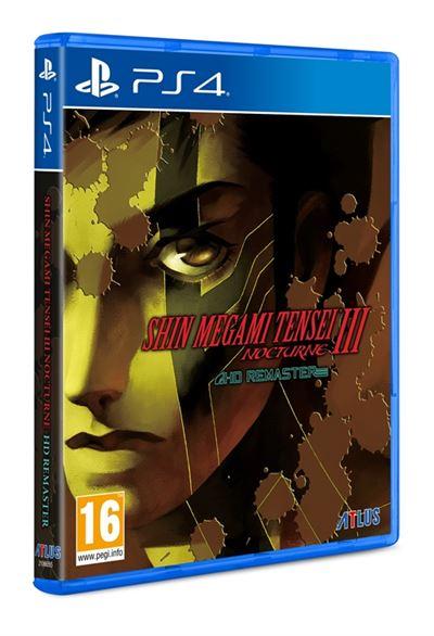 Shin Megami Tensei III Nocturne HD FNAC (Socios) + cupón de 10€ por reservar