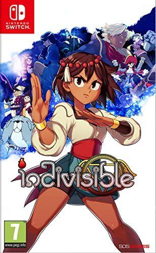 Indivisible Nintendo Switch (Amazon)