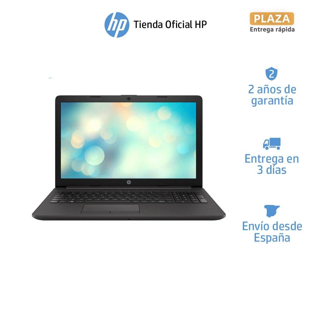 "Portátil HP 250 G7, pantalla LED 15.6"" HD, procesador Intel Core i3-1005G1, 8GB RAM, 256GB SSD, FreeDOS (sin sistema operativo)"