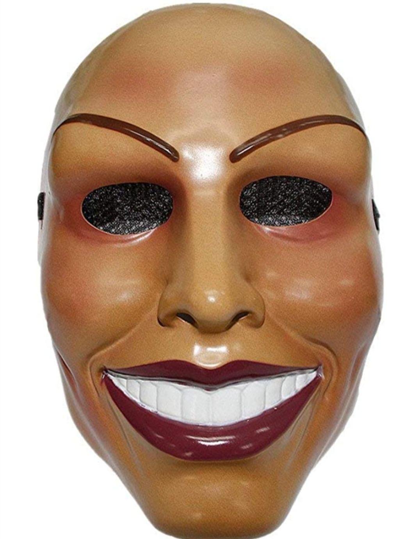 2 modelos de máscaras La Purga. Desde 4,37€