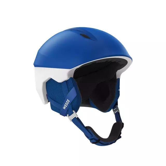Casco Esquí Y Snowboard, Wedze, H Pst 580, Adulto, Azul