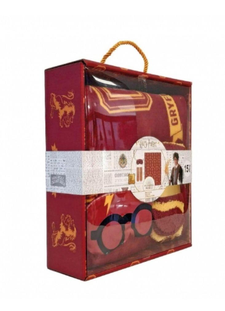 Pack de Manta Calcetines y Antifaz Harry Potter de WARNER