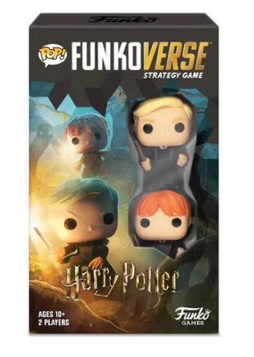 Juego de Mesa Funko Pop! - Funkoverse: Harry Potter - Pack Expansión