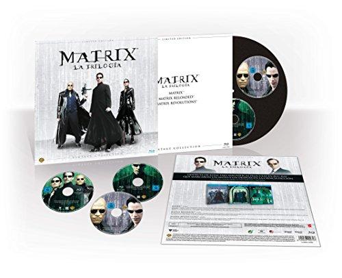 Matrix Colección Vintage - Edición Limitada (Funda Vinilo) [Blu-ray]