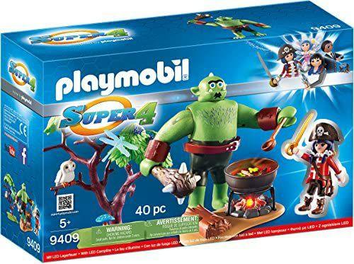 PLAYMOBIL Ogro con Ruby Muñecos y Figuras