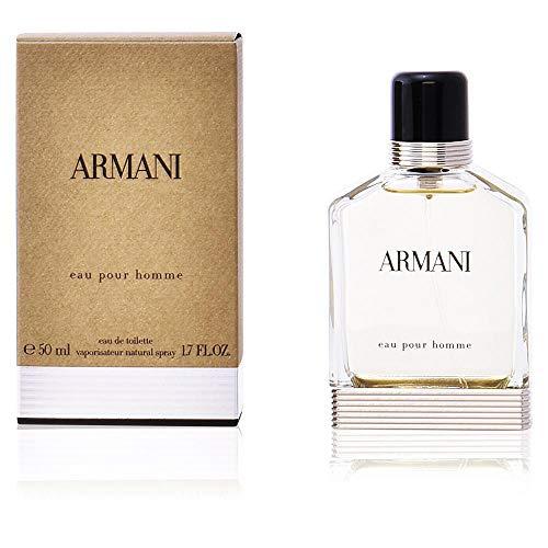 Armani Eau Pour Homme - Agua de toilette, 50 ml