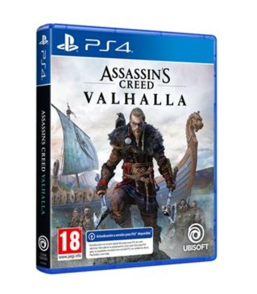 Assassin's Creed Valhalla PS4 (bajada de precio)
