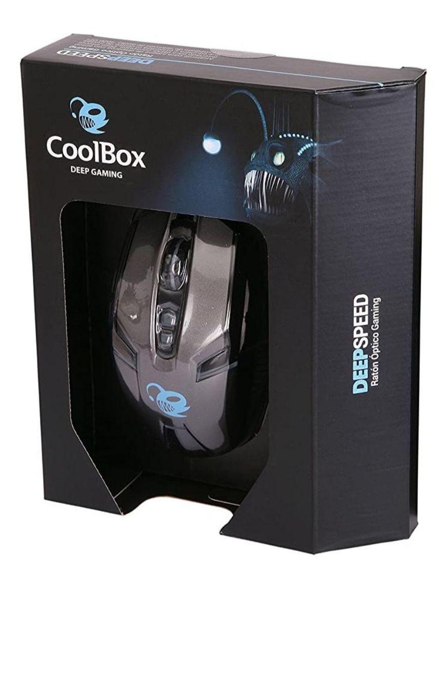 Ratones pc coolbox deepgaming