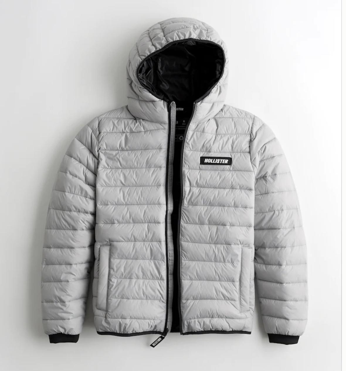 Preciazo chaqueta Hollister acolchada