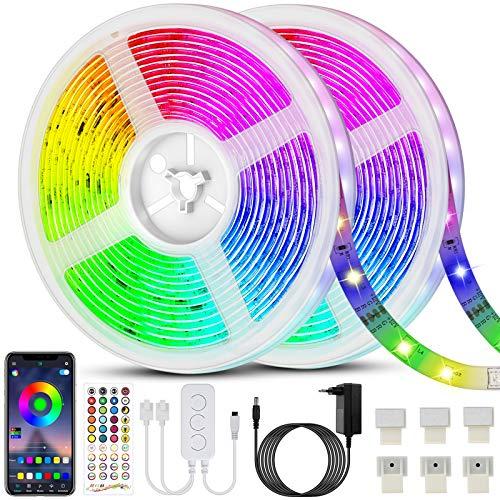 Tiras LED RGB 20M Bluetooth
