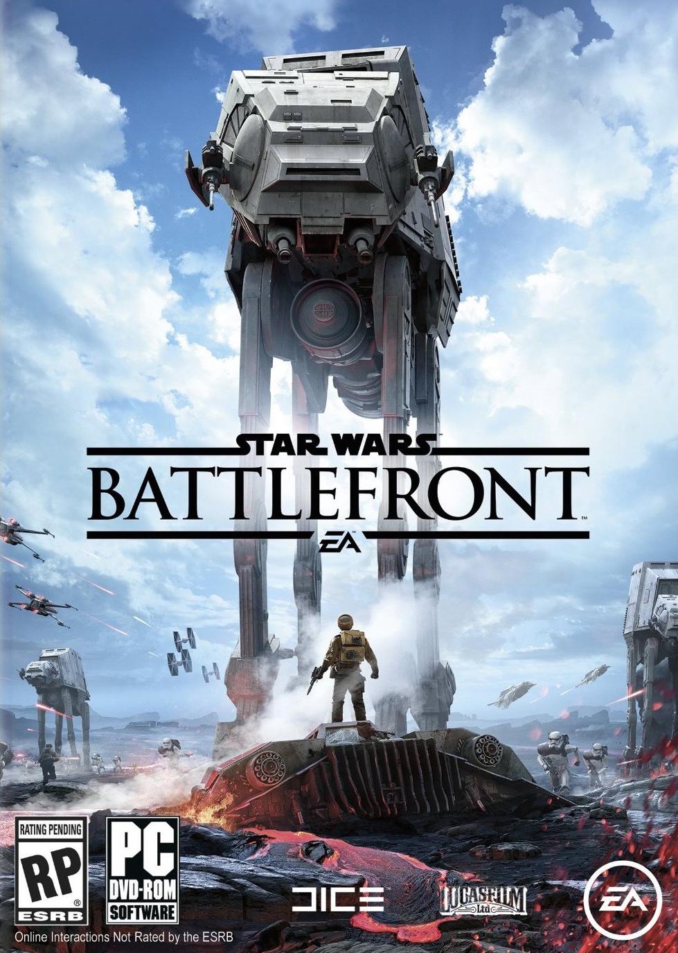 Star Wars: Battlefront Standard Edición por sólo 3.28€