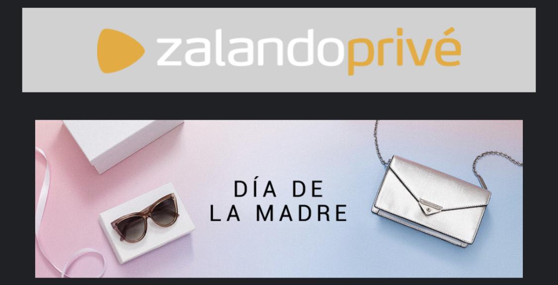 Día de la Madre - Envío Gratis en Zalando Prive (Compra mínima 50€)