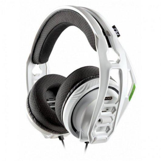 Plantronics RIG 400HX Auriculares Gaming para Xbox One Blanco (envío gratis con Premium)