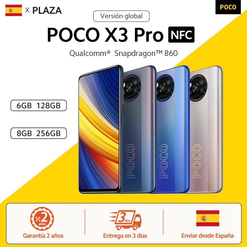 Poco X3 Pro 6/128 desde España por 187€