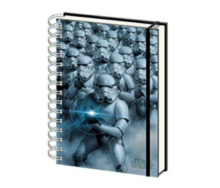 Star Wars Libreta