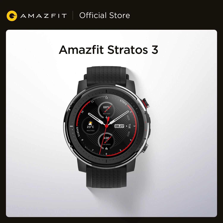 Amazfit Stratos 3 Desde España (De 2ª mano a 87,9€)
