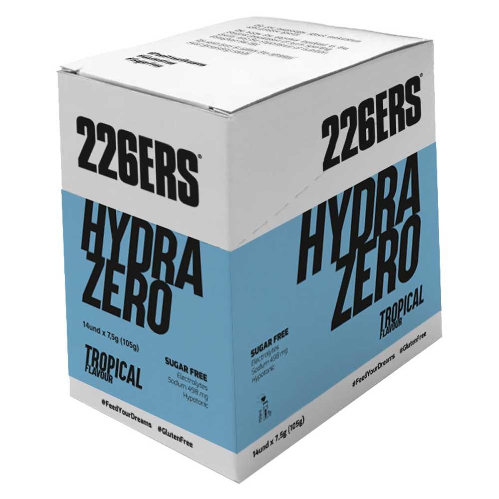 ELECTROLITOS 226ERS Hydrazero PACK 14 Unidades Tropical de 7,5 grs. CODIGO AD005 = (-5% EXTRA)