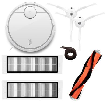 Xiaomi Robot Vacuum Cleaner + Accesorios - Desde España