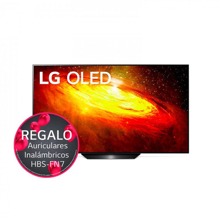 LG Smart TV 4K UHD OLED 164 Cm (65'') OLED65BX6LB