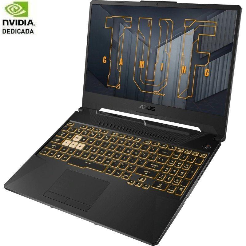 "Asus TUF Ryzen 7 5800H / RTX3060/ 16GB / 512GB/ 15.6""/ 144Hz"