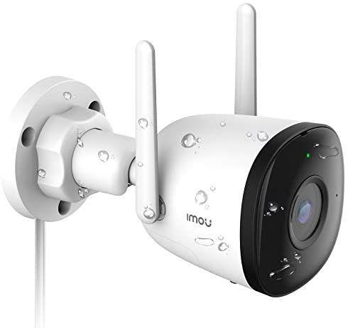 Cámara IP WiFi Exterior con Detección