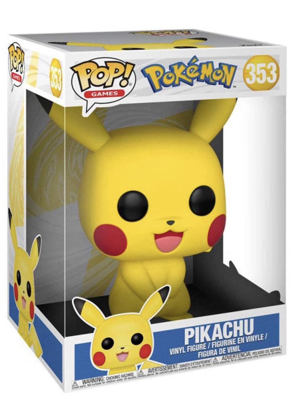 Funko Pop - Pikachu Gigante (25 cm)