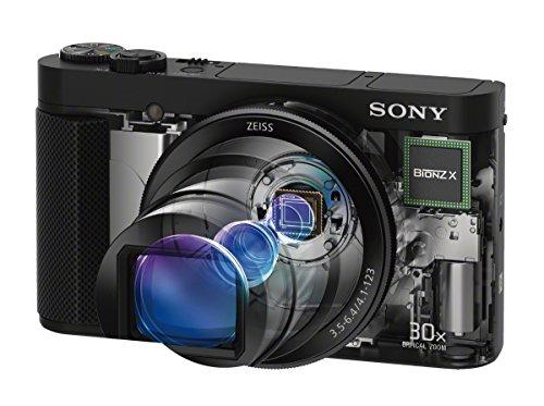 Sony Cyber-Shot DSC-HX90 - Cámara compacta de 18 Mp