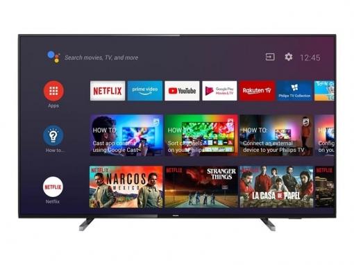 """Smart TV 4K LED Ultra HD Ambilight de 146 cm (58"""")"""