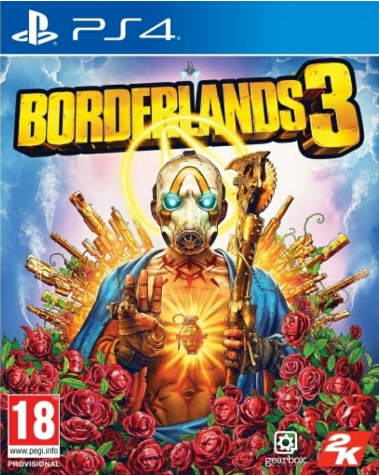 Borderlands 3 para PS4 (Carrefour)