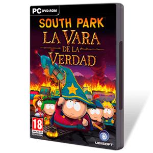 SOUTH PARK: LA VARA DE LA VERDAD (PC DVD + CLAVE STEAM)