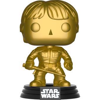 3x2, Figura Funko Star Wars - Luke Dorado, 1 unidad 10 € 3 unidades 20€
