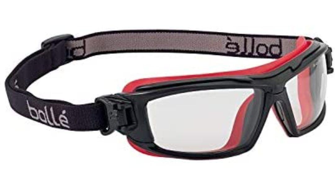 Gafas de seguridad bolle, perfecto para sanitarios.
