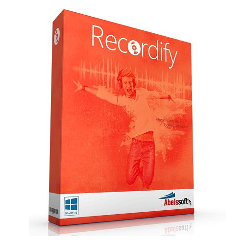 Abelssoft Recordify 2021 (LICENCIA DE POR VIDA)