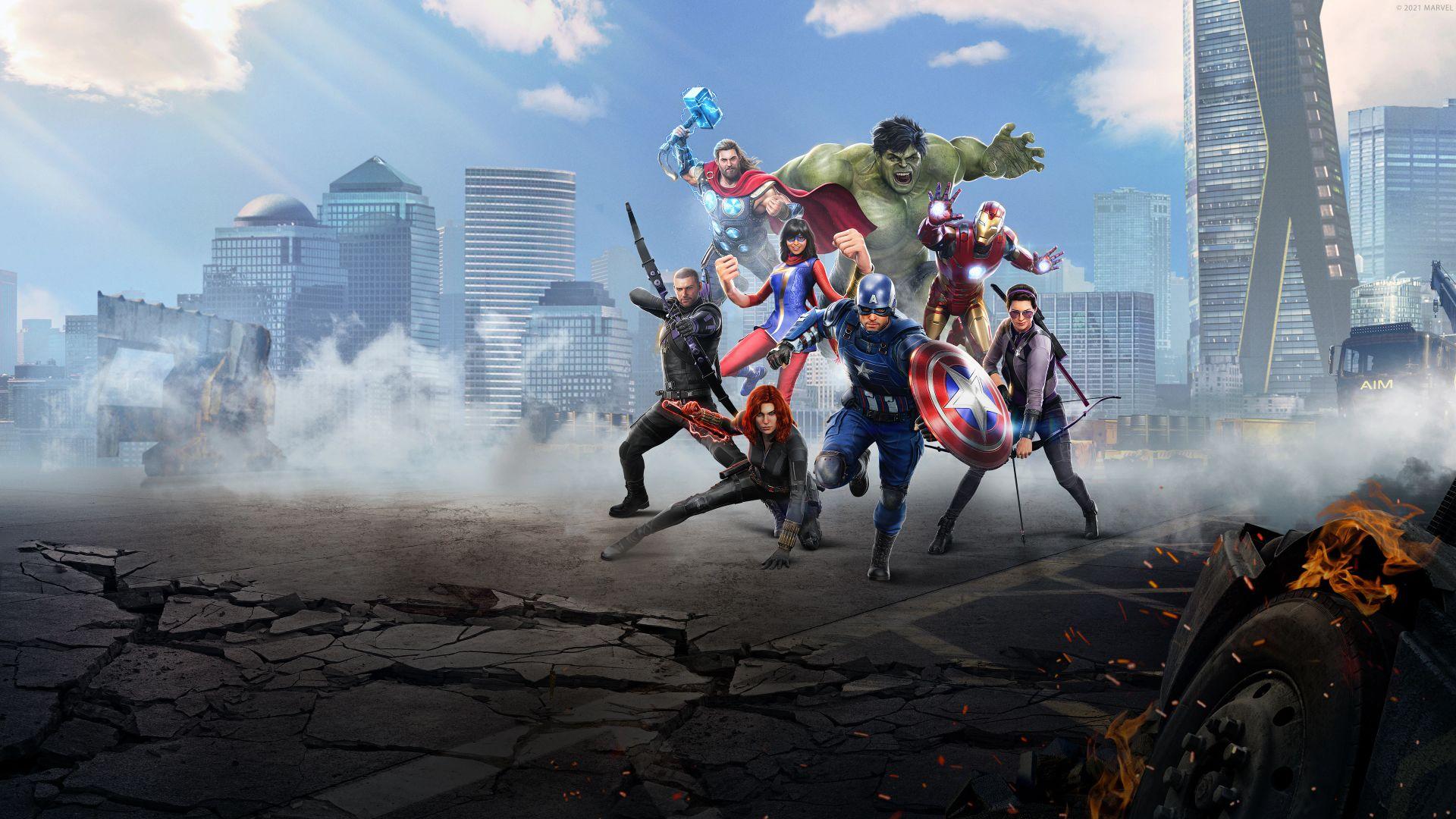 Marvel's Avengers PS4/PS5