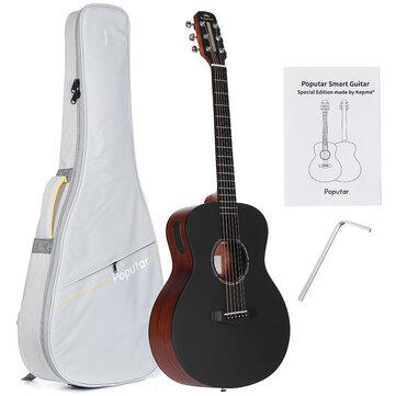 Guitarra inteligente bluetooth Poputar T1 (submarca Xiaomi) desde Europa