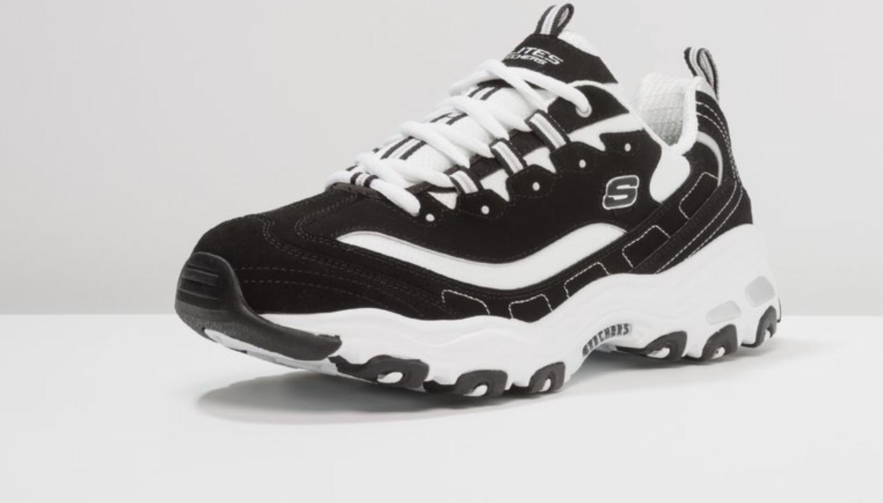 Skechers Sport DLITES - Zapatillas - negrotalla 46 y 46.5.