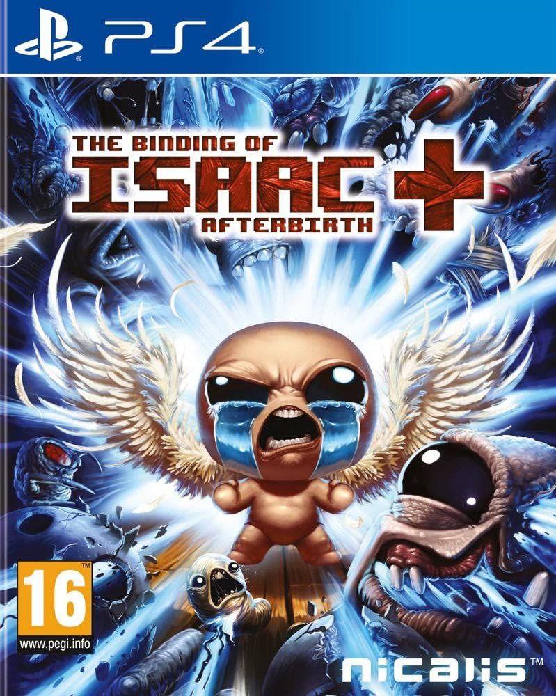 The Binding of Isaac: afterbirth + físico en Game La Cañada