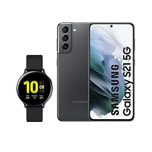 SAMSUNG S21 5G 128 GB con Watch Active 2 (más modelos en la descripción)
