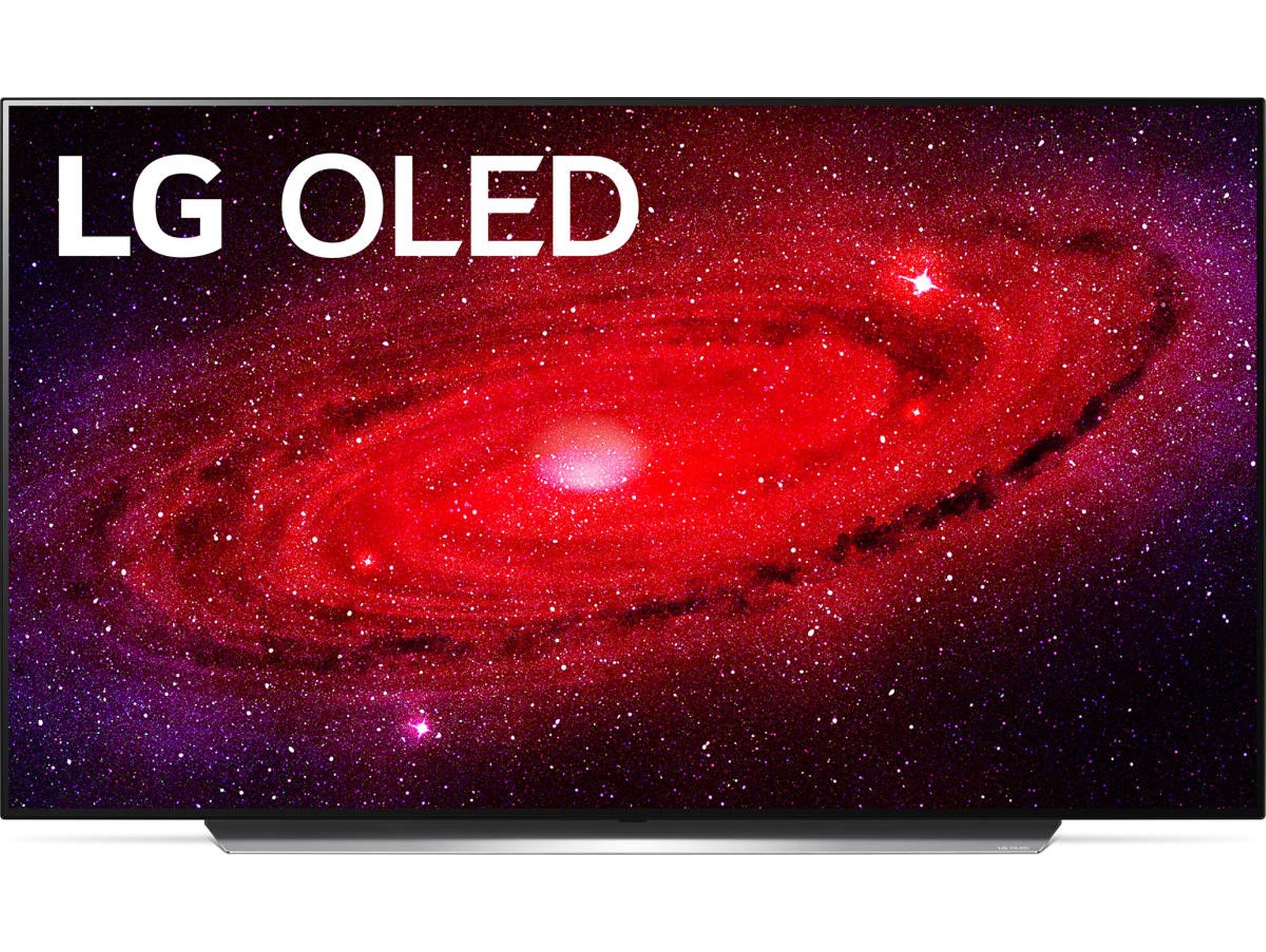 TV LG OLED55CX5 (OLED - 55'' - 140 cm - 4K Ultra HD - Smart TV)