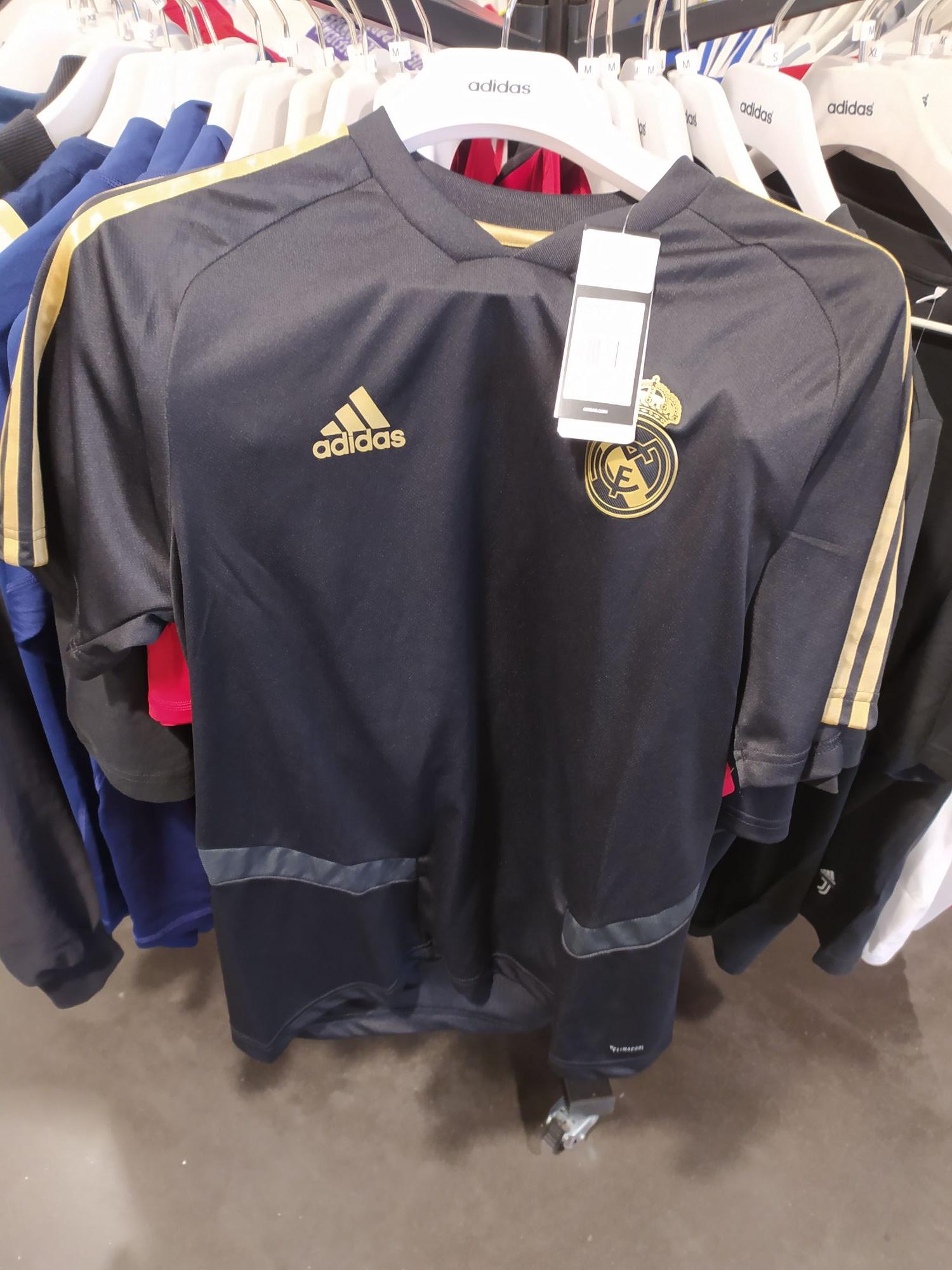 Camisetas de futbol tienda Adidas (Camas)