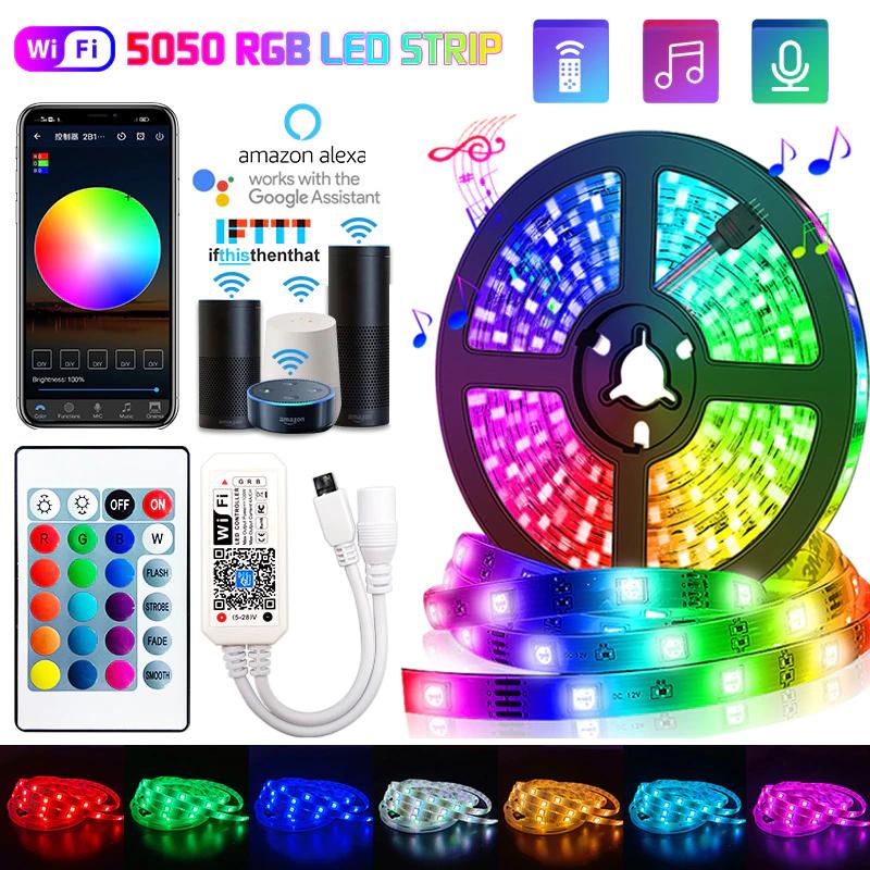 5m Tira LED 5050 [FULL KIT]