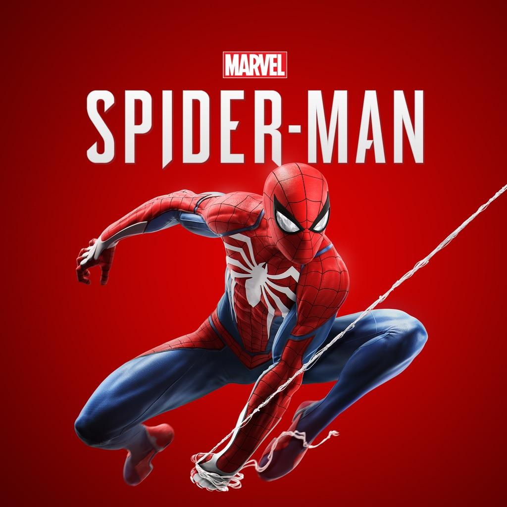 Marvel's Spiderman PS4 DIGITAL
