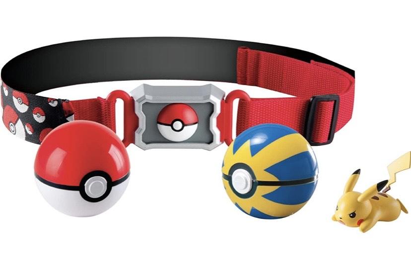 Cinturón de bolas Pokémon más pikachu