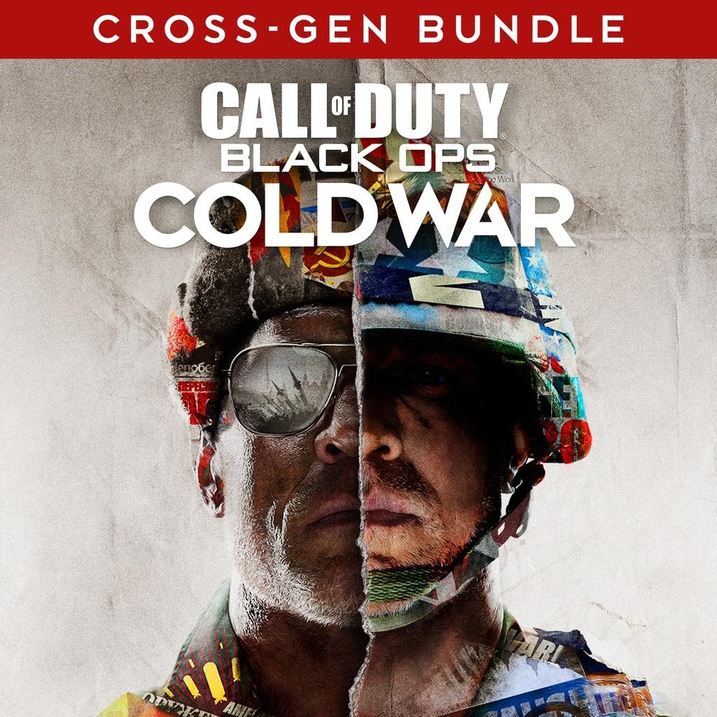 Call of Duty®: Black Ops Cold War CROSS-GEN BUNDLE (Digital)