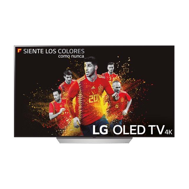 LG Oled 55'' 4K 5C7V El Corte Inglés