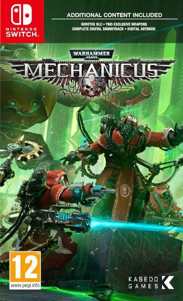 Warhammer 40.000 Mechanicus (Switch)